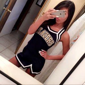 3 Piece Cheer Uniform Blazers